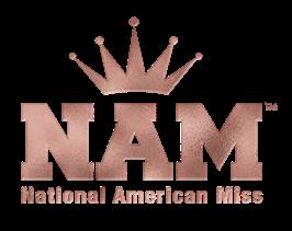 NAM Rose Gold Logo